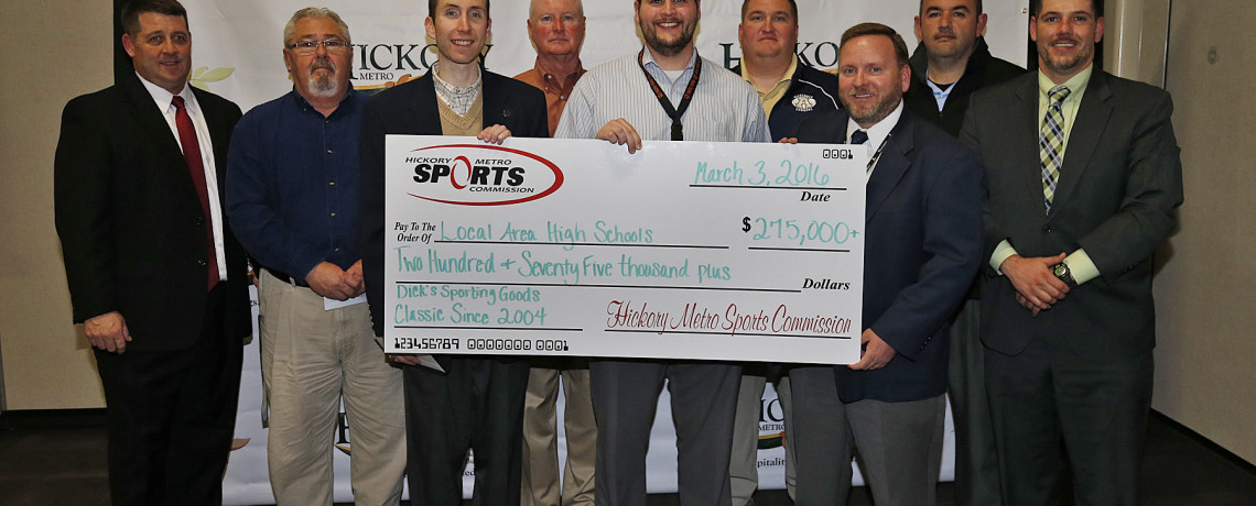 Dick's Sporting Goods Classic Success On and Off the Court